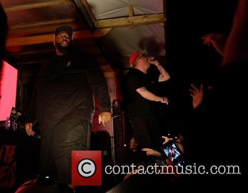 El-p and Killer Mike 1