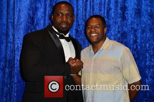 Hasim Rahman and Marnell Cooper 1