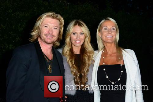 Nicky Clarke, Kelly Simpkin and Guest 2