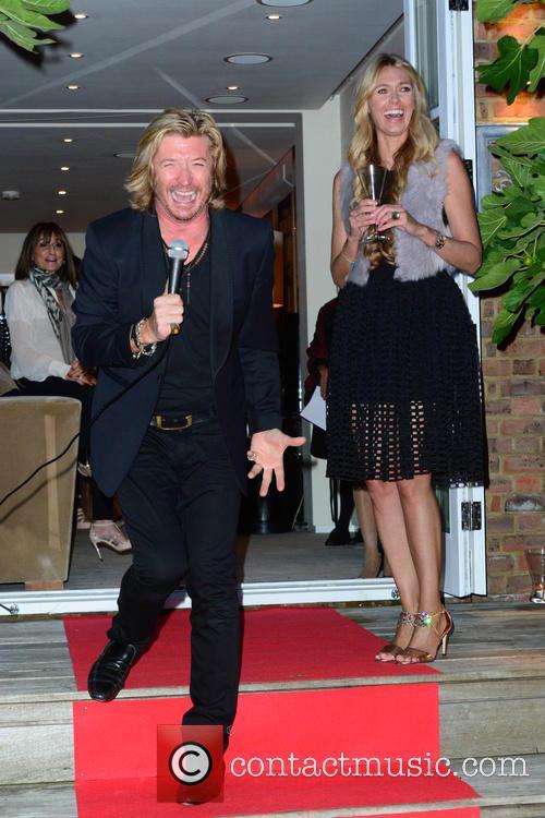 Nicky Clarke and Kelly Simpkin 1