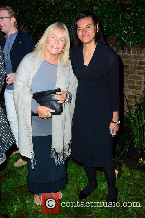 Linda Robson and Zariya Shouler 1