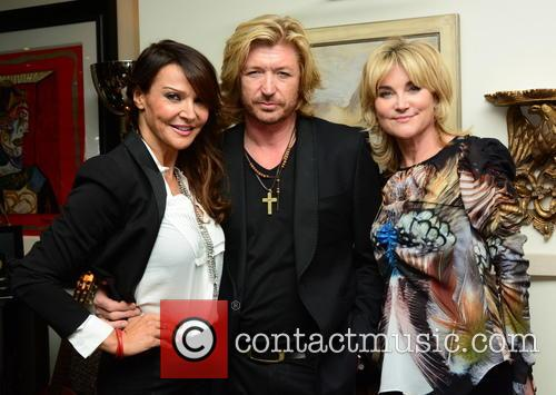 Lizzie Cundy, Nicky Clarke and Anthea Turner 4