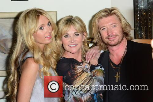 Kelly Simpkin, Anthea Turner and Nicky Clarke 1