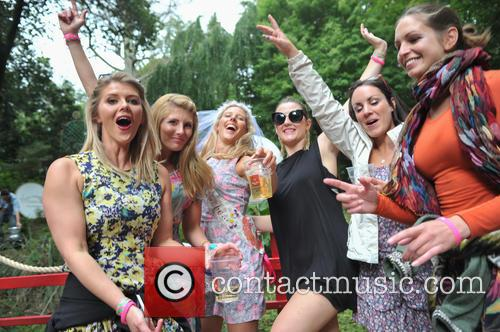 Virgin Trains Village Limits and Hen Party 3