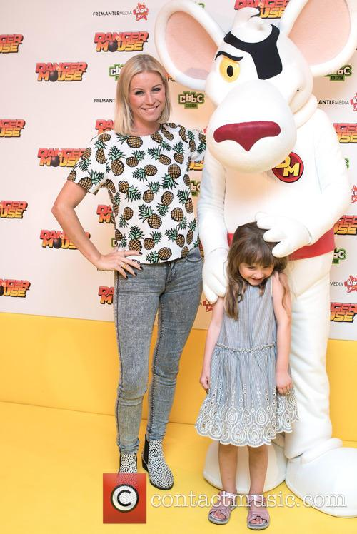 Denise Van Outen and Betsy Mead 4