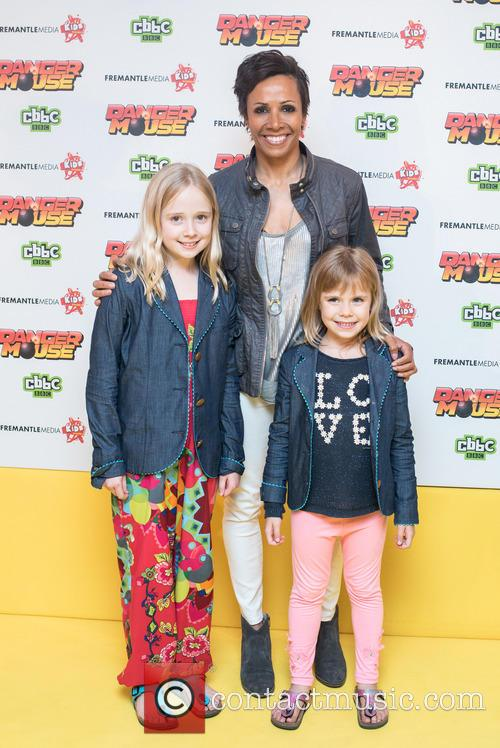 Kelly Holmes, Guests and Danger Mouse 1