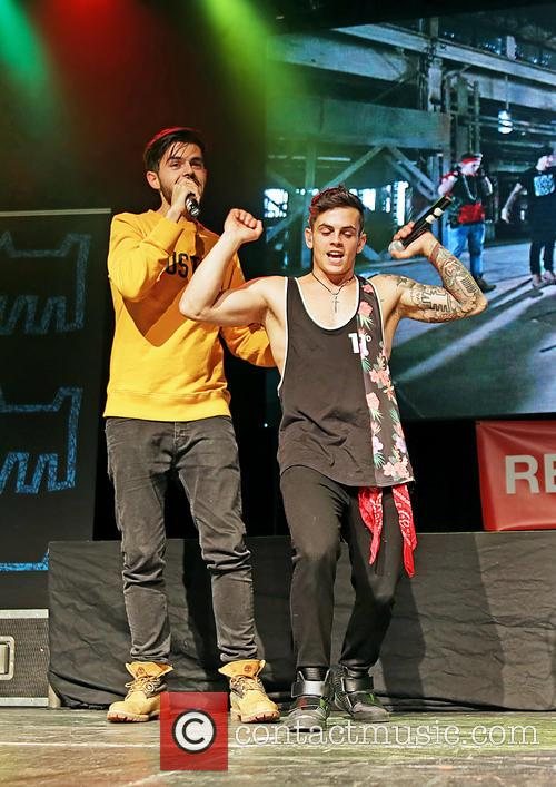 The Janoskians, James Yammouni and Daniel Sahyounie 1