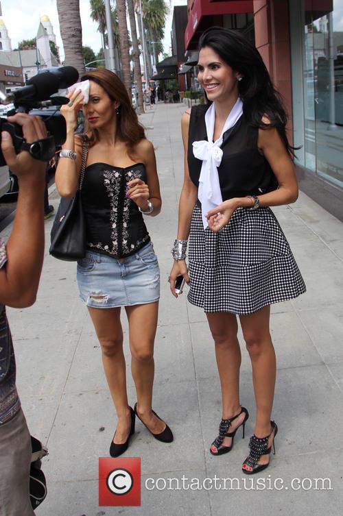 Joyce Giraud and Victoria Del Rosal 3