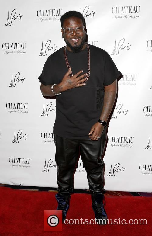 T Pain Host at Chateau Nightclub