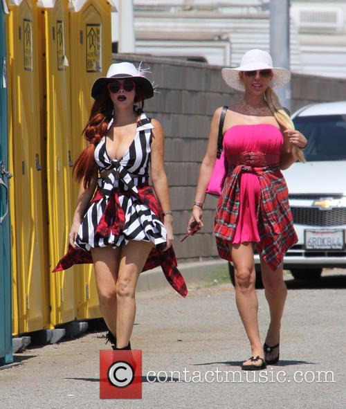 Phoebe Price and Mary Carey 7