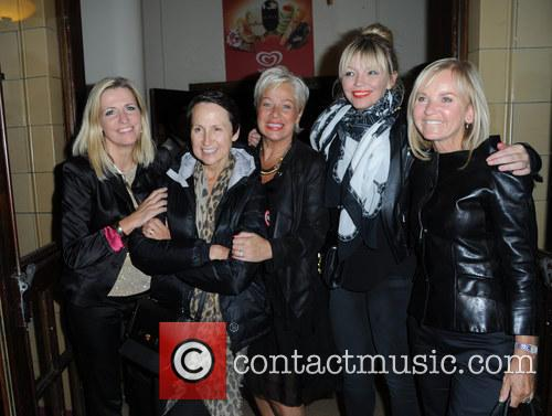 Carol Mcgiffin, Denise Welch, Kate Thornton and Lisa Maxwell 3