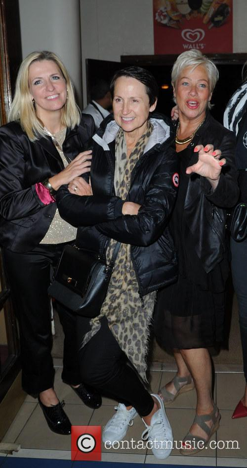 Carol Mcgiffin and Denise Welch 2