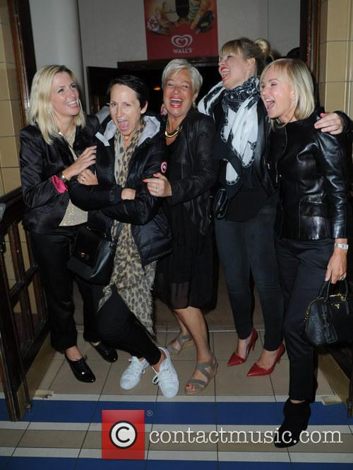 Carol Mcgiffin, Denise Welch, Kate Thornton and Lisa Maxwell 4