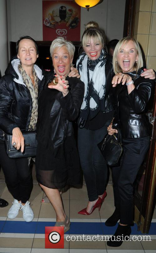 Carol Mcgiffin, Denise Welch, Kate Thornton and Lisa Maxwell 5