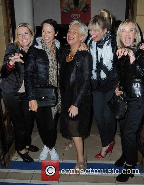 Carol Mcgiffin, Denise Welch, Kate Thornton and Lisa Maxwell 6