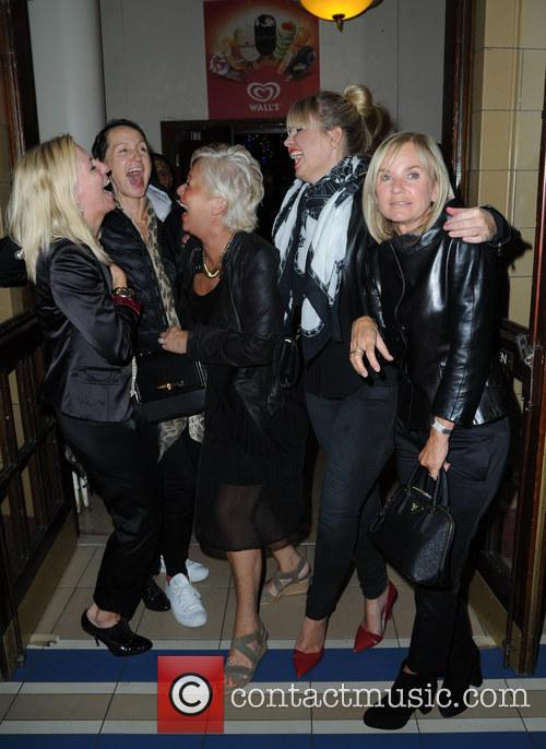 Carol Mcgiffin, Denise Welch, Kate Thornton and Lisa Maxwell 7