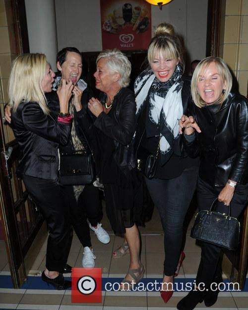 Carol Mcgiffin, Denise Welch, Kate Thornton and Lisa Maxwell 1