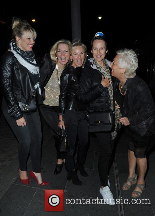 Carol Mcgiffin, Denise Welch, Kate Thornton and Lisa Maxwell 9