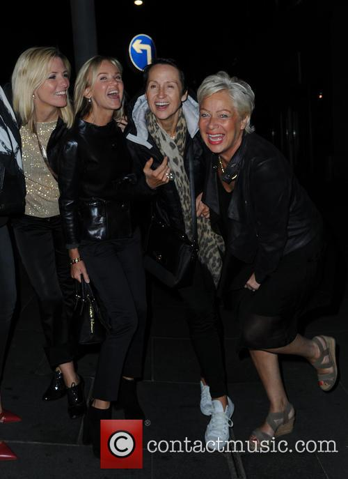 Carol Mcgiffin, Denise Welch, Kate Thornton and Lisa Maxwell 10