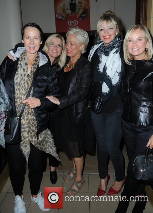 Carol Mcgiffin, Denise Welch, Lisa Maxwell and Kate Thornton 2
