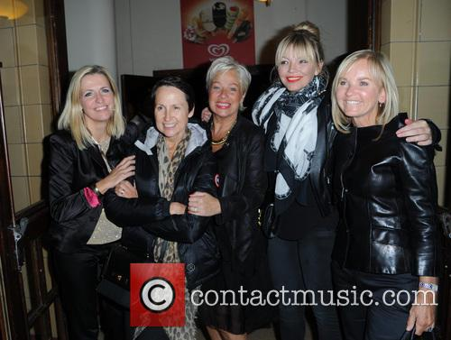 Carol Mcgiffin, Denise Welch, Lisa Maxwell and Kate Thornton 3