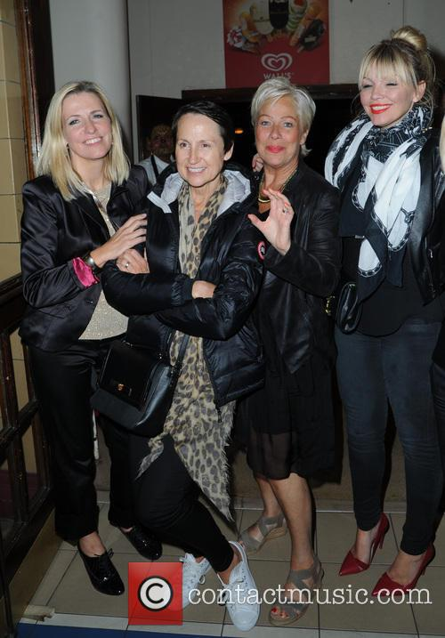 Carol Mcgiffin, Denise Welch, Lisa Maxwell and Kate Thornton 4