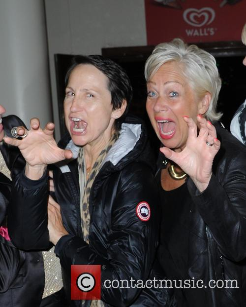 Carol Mcgiffin and Denise Welch 3
