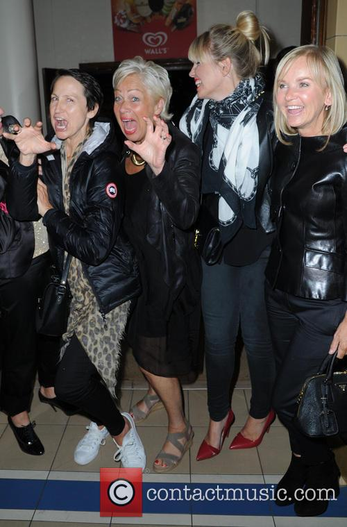 Carol Mcgiffin, Denise Welch, Lisa Maxwell and Kate Thornton 5