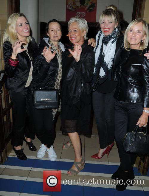 Carol Mcgiffin, Denise Welch, Lisa Maxwell and Kate Thornton 6