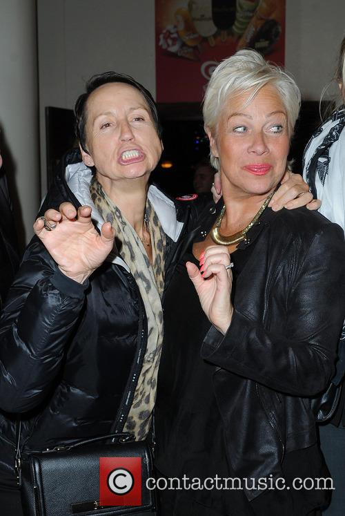 Carol Mcgiffin and Denise Welch 1