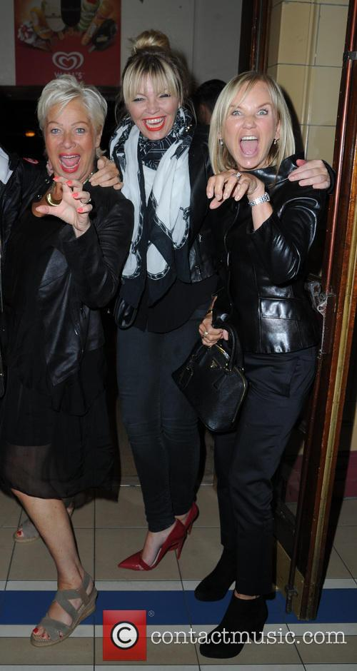 Kate Thornton, Denise Welch and Lisa Maxwell 1