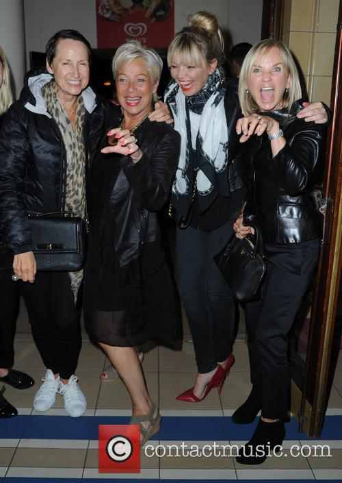 Kate Thornton, Denise Welch, Lisa Maxwell and Carol Mcgiffin 1
