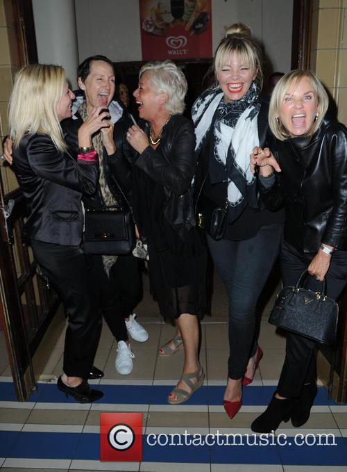 Carol Mcgiffin, Denise Welch, Lisa Maxwell and Kate Thornton 1