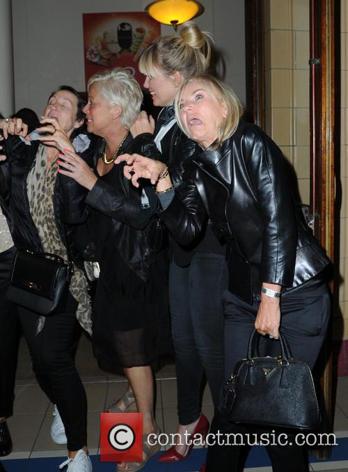 Carol Mcgiffin, Denise Welch, Lisa Maxwell and Kate Thornton 7