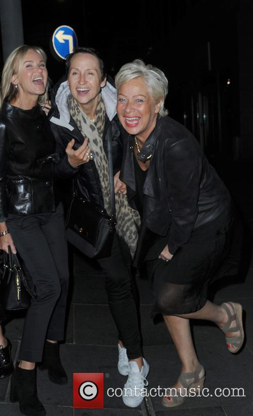 Lisa Maxwell, Carol Mcgiffin and Denise Welch 1