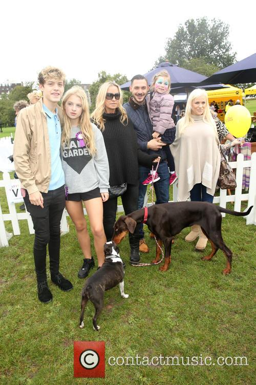 Meg Matthews, Anais Gallagher, Reece Bibby, Kirk Norcross and Holli Willis 1