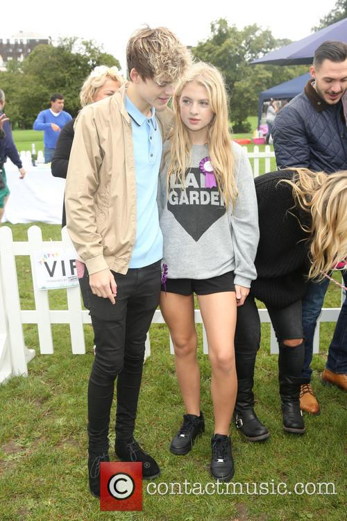Anais Gallagher and Reece Bibby 2