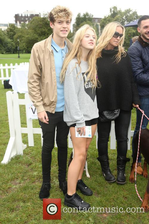 Anais Gallagher and Reece Bibby 1