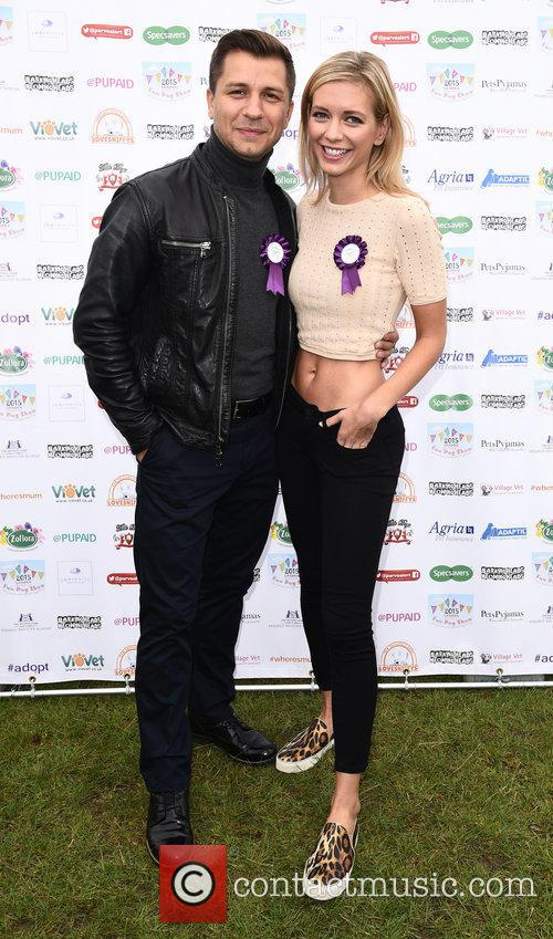 Pasha Kovalev and Rachel Riley 4