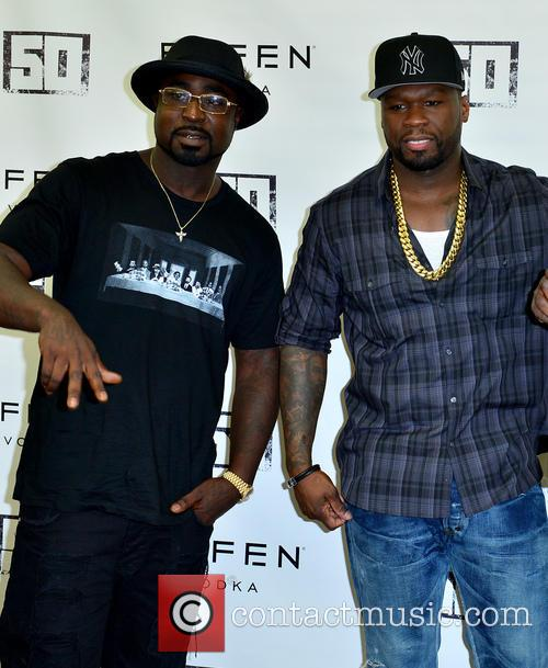 Young Buck and Curtis '50cent' Jackson