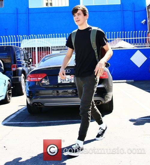 Hayes Grier 1