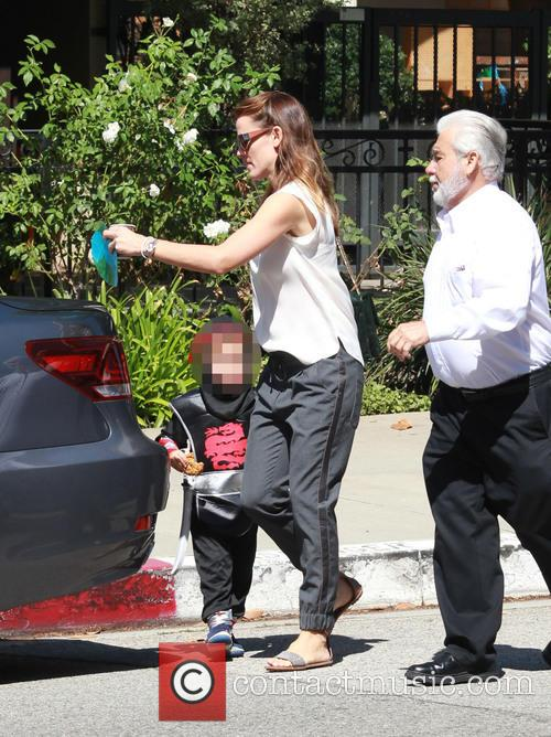 Jennifer Garner and Samuel Garner Affleck 5