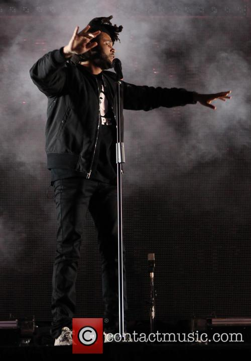 The Weeknd 10