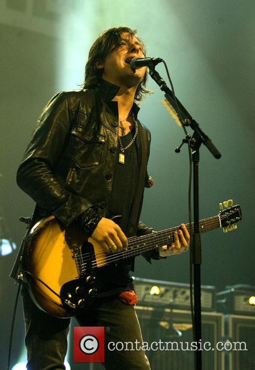 The Libertines perform live in concert