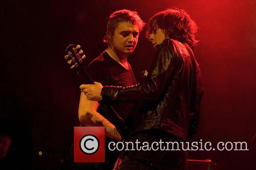 Pete Doherty and Karl Barat 6