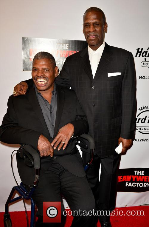 Leon Spinks and Michael Spinks 1