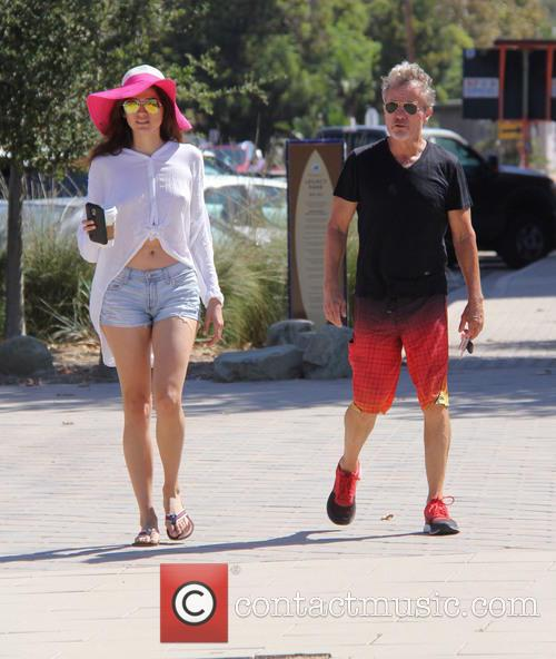 Blanca Blanco and John Savage 6