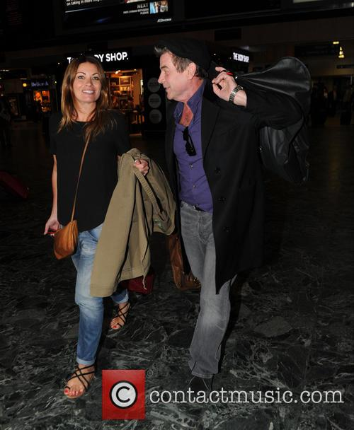 Richard Hawley and Alison King 1