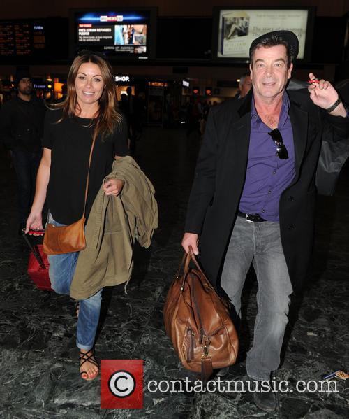 Alison King and Richard Hawley 1