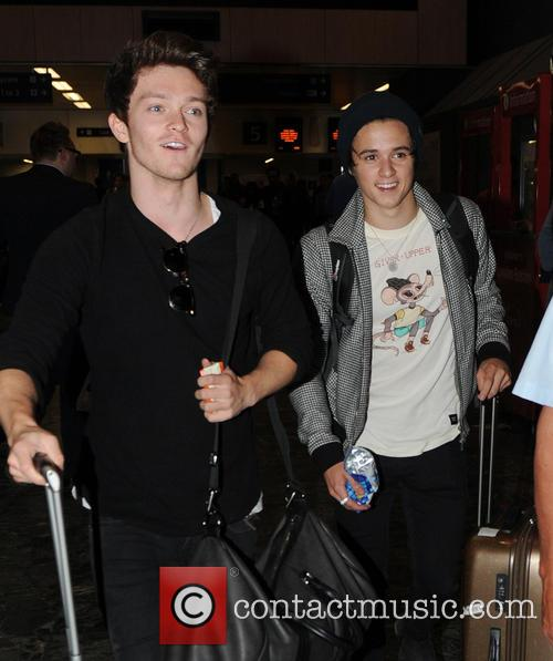 Bradley Simpson and Connor Ball 5